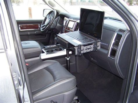 Vehicle Laptop Desk Enforcer Ii Vehicle Laptop Stand Pro Desks
