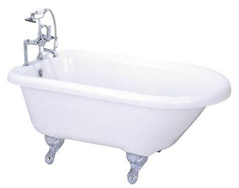 buy clawfoot bathtub 20 best small bathtubs to buy in 2017