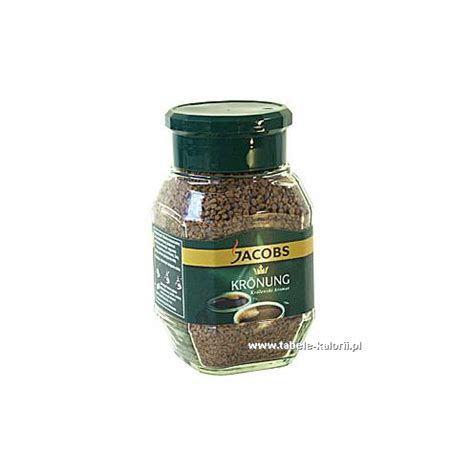 Java 3in1 kawa kronung kalorie warto蝗ci od蠑ywcze