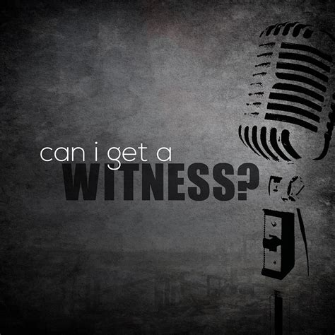 where can i get can i get a witness archives blythefield baptist