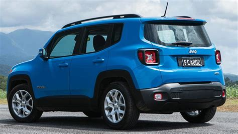 jeep renegade  review carsguide