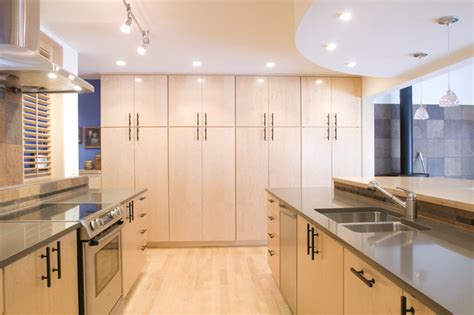 kitchen full wall cabinets bits pieces of the dream condo renovation contemporary kitchen denver by