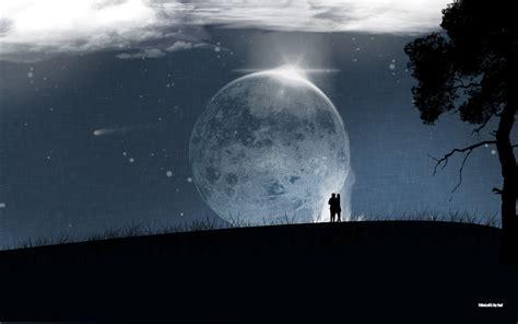 imagenes romanticas bajo la luna 11 im 225 genes de enamorados bajo la luna im 225 genes de