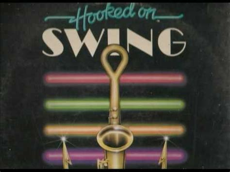 hooked on swing dancing hooked on swing larry elgart and his manhattan swing