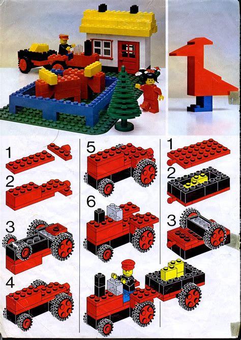 lego house instructions lego basic building set 5 instructions 566 city
