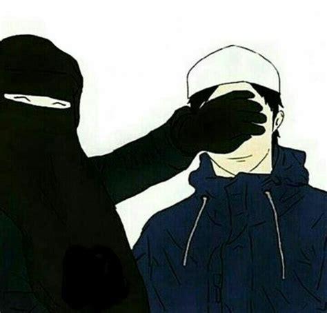 gambar anime kartun bercadar 84 best muslim couples images on muslim