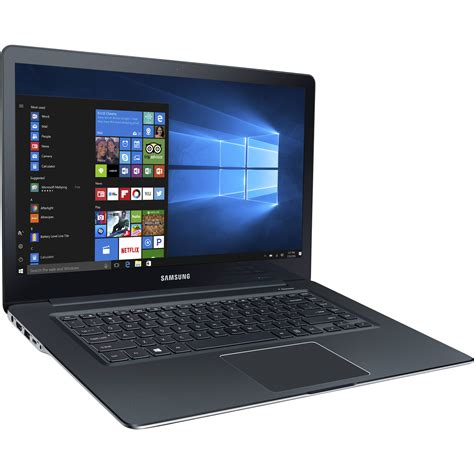 samsung 15 6 quot notebook 9 pro multi touch np940z5l x01us b h