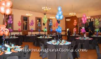 Music Themed Party Decorations Music Themed Bat Mitzvah Decorations