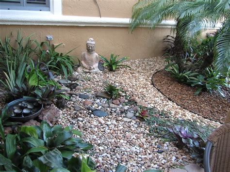 how to create a zen garden in your backyard