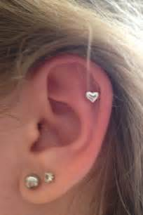 got this cartilage piercing today it s so pretty