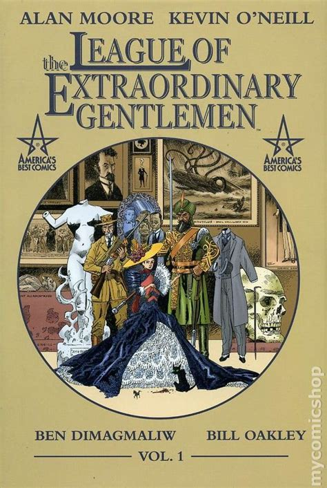 the and the gent league book 1 books comic books in league of extraordinary gentlemen adventure
