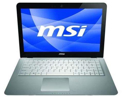 msi x slim x320 notebookcheck.net external reviews