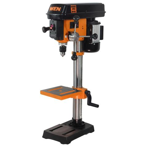 wen   variable speed drill press   home depot