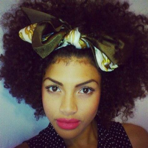 afro hairstyles with scarves 284 best kinky curly images on pinterest natural hair