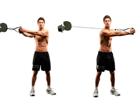uberexercise cable woodchoppers abs lean