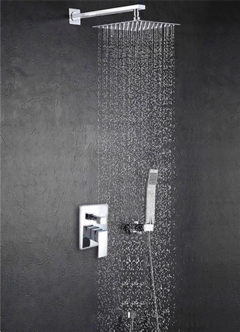 ducha lluvia precio regadera tipo lluvia 20x20 con ducha de mano r0 174