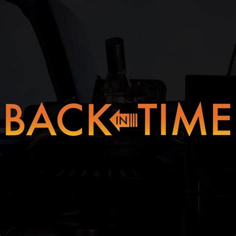 back in time back in time backintimefilm