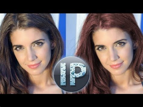 adobe photoshop hair tutorial adobe photoshop elements change hair color tutorial