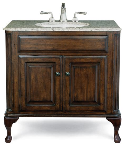 Bathroom Vanity Packages Cole And Co Estate Vanity Package Crema Top And Biscuit Sink Traditional Bathroom