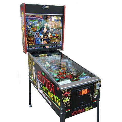 elvira and the monsters pinball machine buy elvira and the monsters pinball machine by bally
