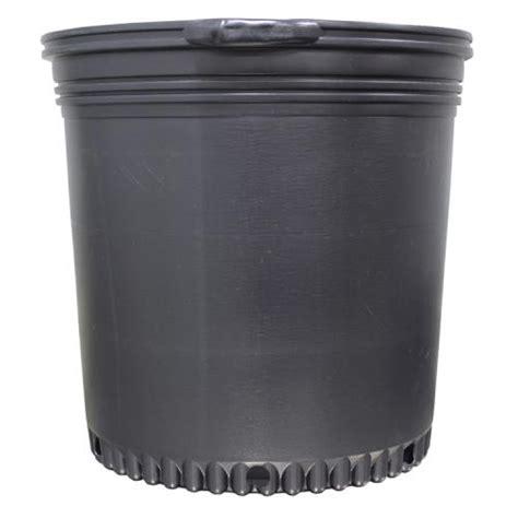 blow molded nursery pot 20 gallon