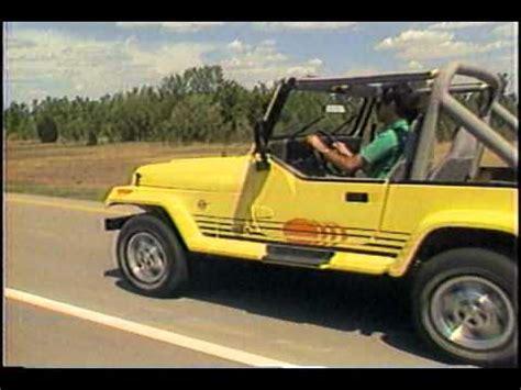 jeep islander yj 1989 jeep wrangler islander youtube