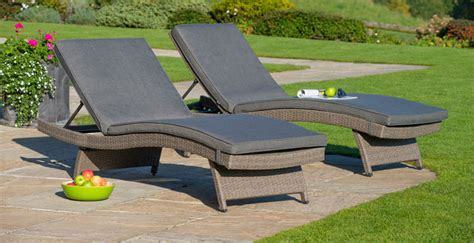 Garden Loungers by Kettler Classic Seating Product Range Toad Garden