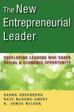 entrepreneur voices on effective leadership books book reviews the new entrepreneurial leader kevin