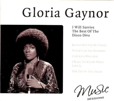 the best of gloria gaynor i will survive the best of gloria gaynor gaynor gloria