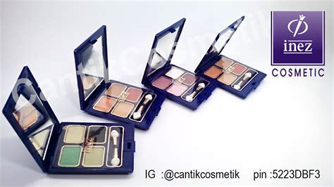 Eyeshadow Inez No 7 jual inez eyeshadow cantik cosmetik