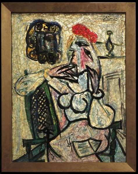 picasso paintings number ein wiederentdeckter picasso news kultur kunst
