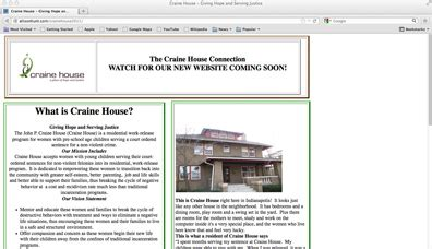 craine house an image overhaul for craine house hunt creative group