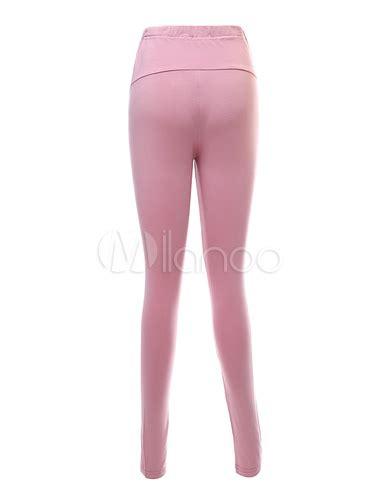 pattern maternity leggings women s high rise skinny pants milanoo com
