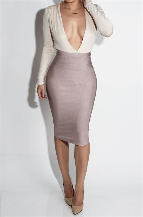 tight pencil skirt dress