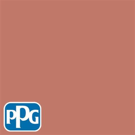 behr premium plus 8 oz ppu2 14 tibetan orange flat interior exterior paint sle pp10316