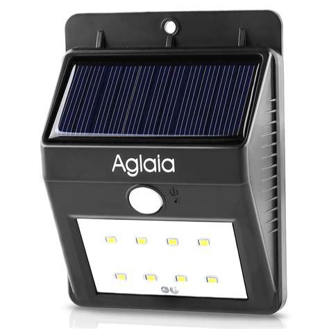 lade da giardino con sensore di movimento luce led con sensore di movimento alimentazione solare