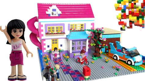 Where Is Friend S Home by Lego Friends House With Slide For Andrew 2016
