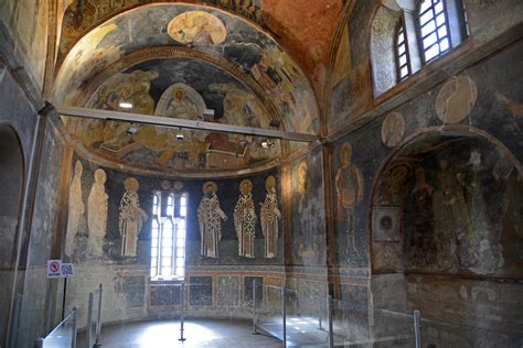 chora church  frescoes  istanbul pictures