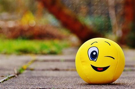 smiley wink funny  photo  pixabay