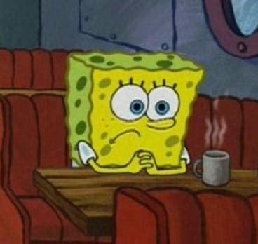 Sad Spongebob Meme - meme template search imgflip