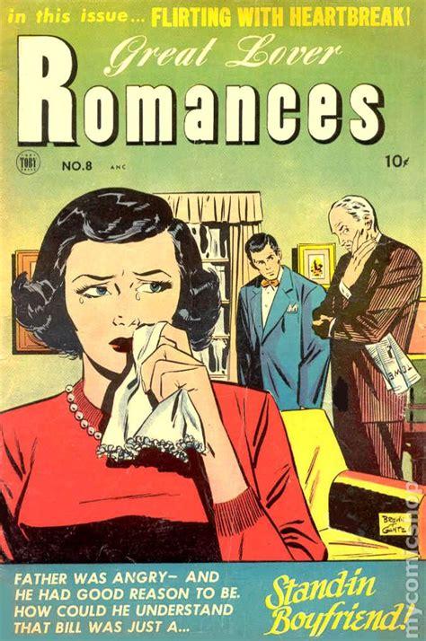 letters to boyfriend great lover romances 1951 comic books 1950 1959 1466
