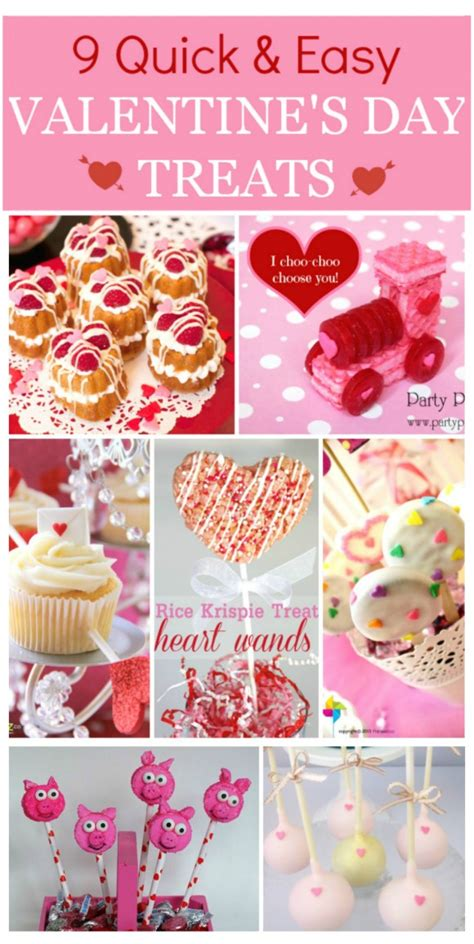 Valentines Day Treats by 9 Easy S Day Treats Catch My