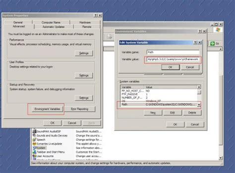 xp configure mysql database image tutorial how to setup yii framework on wamp using