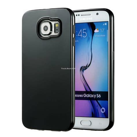 0 samsung s6 new for black samsung galaxy s6 silicone bumper gel cover tpu rubber skin ebay