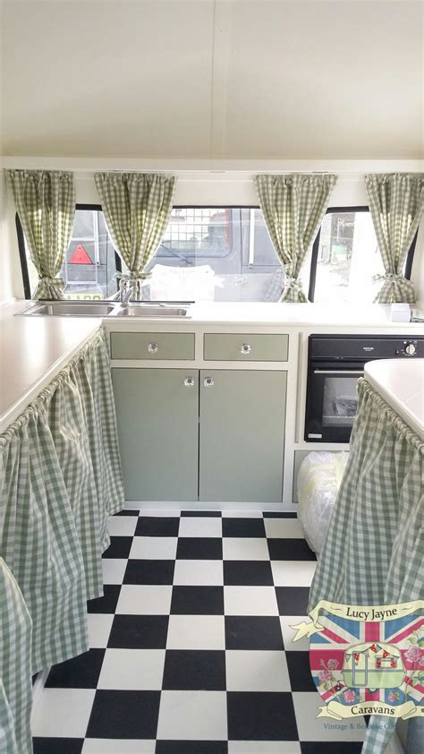 cervan design curtains 1378 best images about sweet caravan living on pinterest