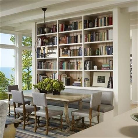 bookshelves in dining room dining room bookcase design ideas the home mi casa pinterest