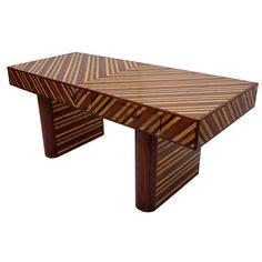 cocobolo desk for sale cocobolo wood desk don shoemaker modern desk