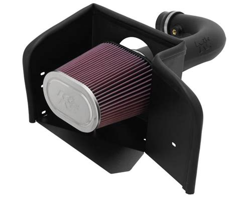 kn  series fipk cold air intake dodge ram