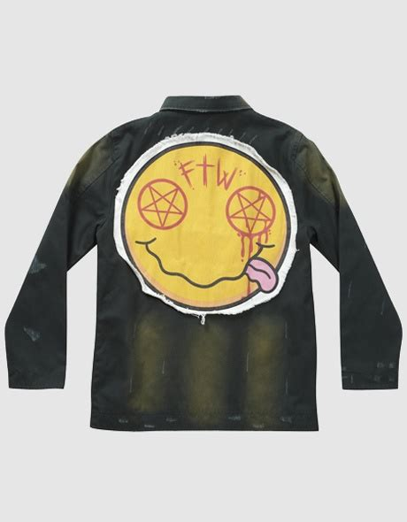 Jaket Drop Dead Simple seriously ftw and wear the nevermind jacket form drop dead clothing ddpintowin drop dead
