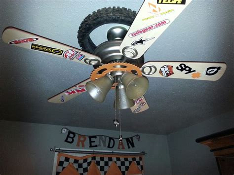 ceiling fan for boys bedroom the 25 best motocross bedroom ideas on pinterest dirt